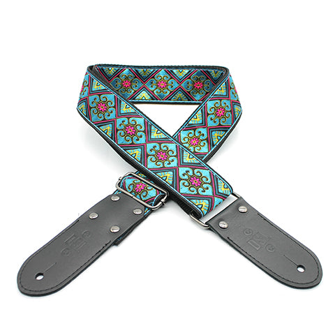 DSL JACQUARD WEAVING STRAP BABYLON-BLUE