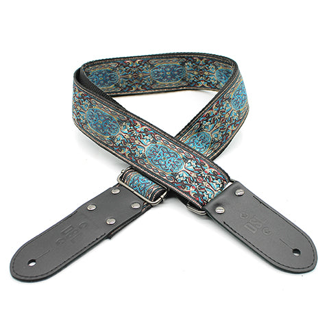 DSL JACQUARD WEAVING STRAP SHIRAZ-BLUE