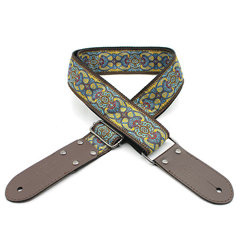 DSL JACQUARD WEAVING STRAP TAD-YELLOW