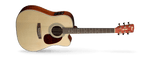 CORT MR500E OPEN PORE CUTAWAY WITH PICKUP LEFTHANDED