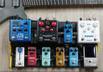 NUX BUMBLE-BEE PEDAL BOARD