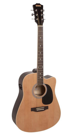 REDDING ELECTRIC ACOUSTIC - NATURAL RED50CE