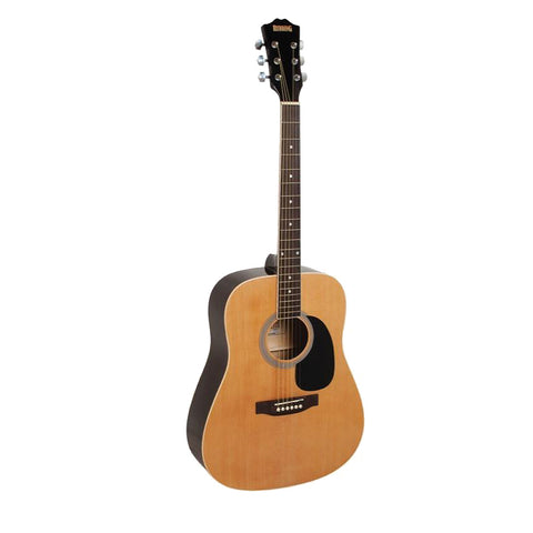REDDING STEEL STRING ACOUSTIC GUITAR - NATURAL