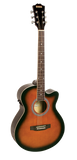 REDDING ELECTRIC ACOUSTIC - TS