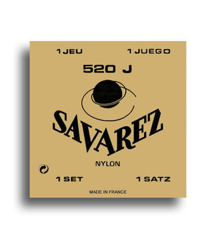 SAVAREZ TRADITIONAL HIGH TENTION CLASSICAL STRINGS