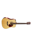 CORT EARTH 80 NATURAL SATIN DREADNAUGHT