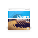 DADDARIO PHOSPHOR BRONZE ACOUSTIC 12 STRING LIGHT 10-47 EJ38