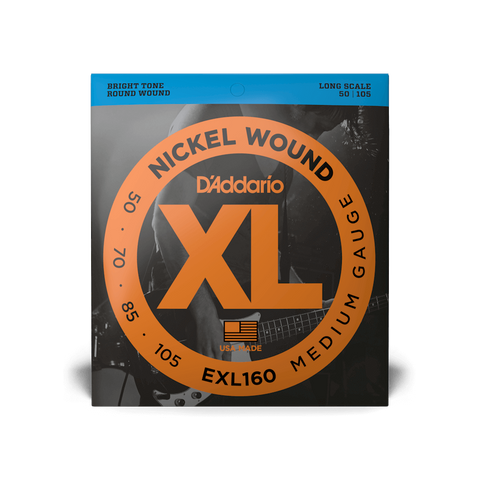 DADDARIO SET BASS XL 50-105 LONG SCALE