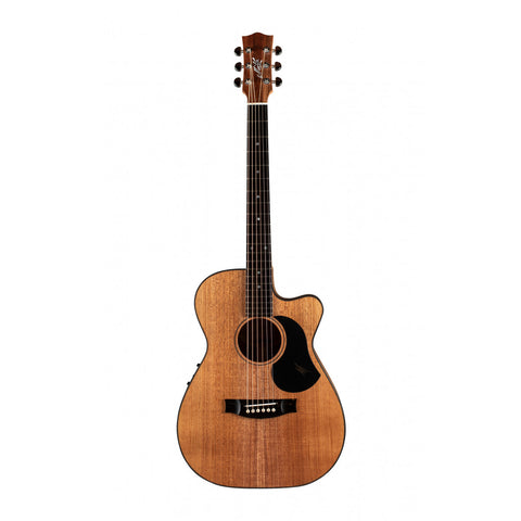 MATON EBW808C BLACKWOOD SMALL BODY ACOUSTIC ELECTRIC CUTAWAY