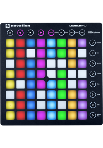 NOVATION LAUNCHPAD CONTROLLER 64 BUTTON GRID