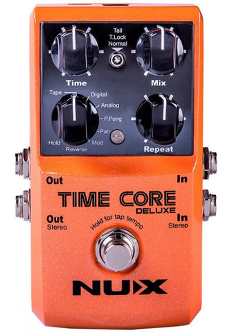 NUX TIME CORE DELUXE PEDAL