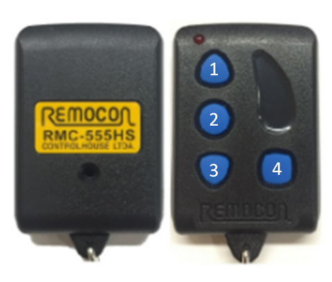 Keyscan tx4prx10 elvutoa perfect replacement front