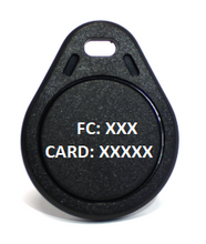 Load image into Gallery viewer, kantech ioprox compatible fob