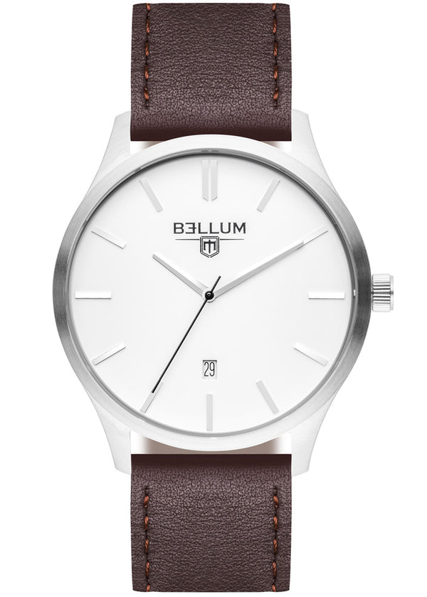 INITIUM WHITE / BROWN