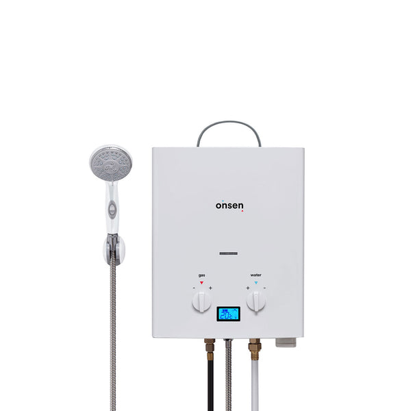 Onsen 5L Portable Tankless Water Heater