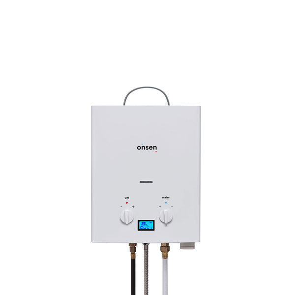 Onsen 5L Portable Tankless Water Heater (No Shower Set)