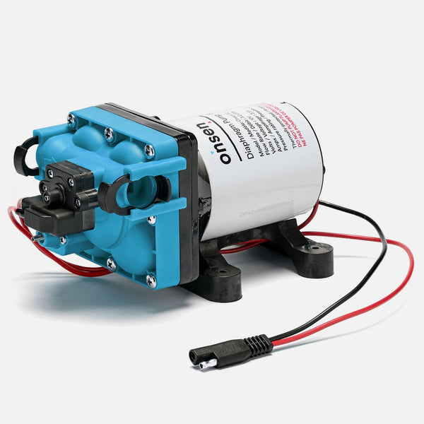 Onsen 3.0 Diaphragm RV/Marine 12V Pump