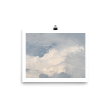 Load image into Gallery viewer, CLOUDS | Poster