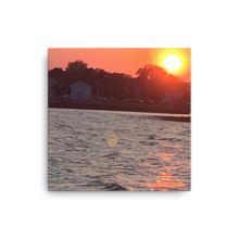 Load image into Gallery viewer, BRIGHT SUNSET | Canvas