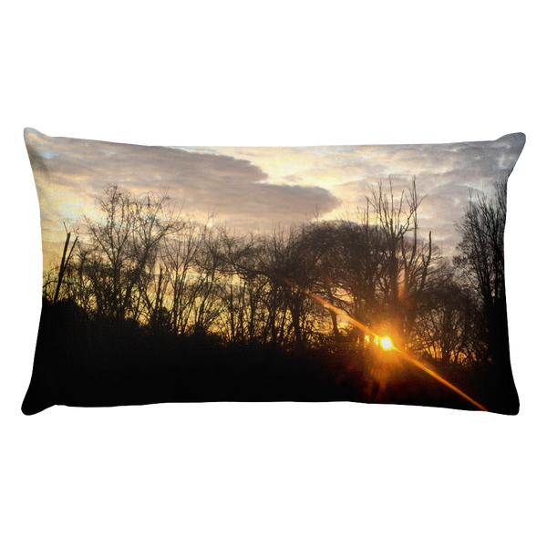 SUNSET | Premium Pillow