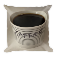 Load image into Gallery viewer, COFFEE | Premium Pillow