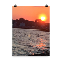 Load image into Gallery viewer, BRIGHT SUNSET | Poster