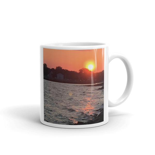 BRIGHT SUNSET | Mug