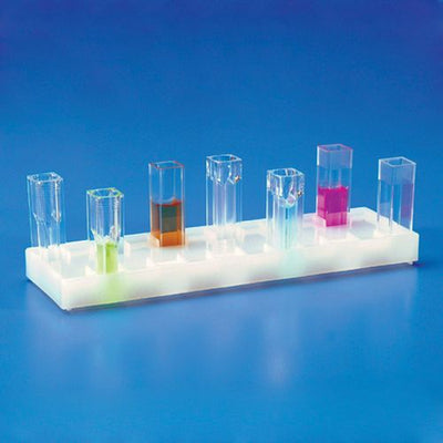 Holder, 12-Place, for Spectrophotometer Cuvettes