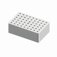 Block, used for 1.5mL tubes, 40 holes
