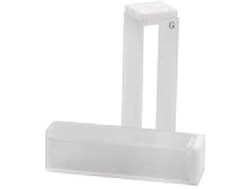 Square Cuvettes.Quartz 20mm, set/2 pcs