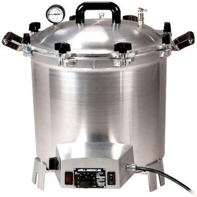 ELECTRIC CAST ALUMINUM STERILIZER Inner Container