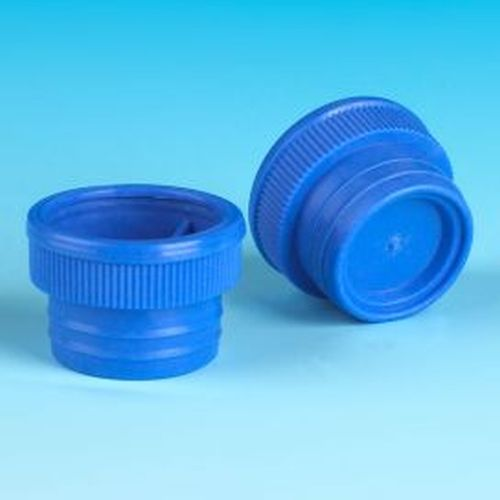 Cap, Plug, for 15mL Centrifuge Tubes # 6265A & 6266A, Blue