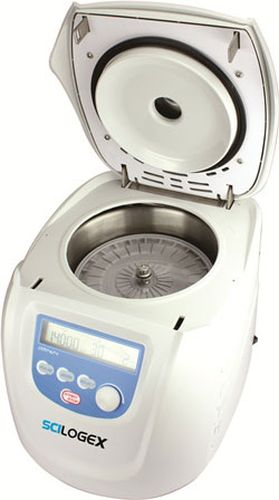 SCILOGEX DM1424 Hematocrit Centrifuge, with 19400023 rotor, 110V, 60Hz, US Plug
