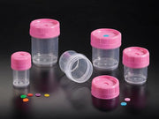 SecurTainer III Specimen Containers 20ml PP