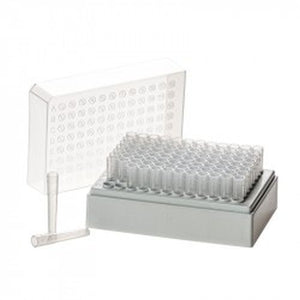 FOOTPRINT BOX 96 INDIV. TUBES, STERILE