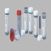 Universal Collector: 30ml graduated polypropylene collector, white O-Ring cap, labeled, sterile