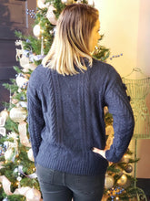 Load image into Gallery viewer, Elsa Pom Pom Sweater