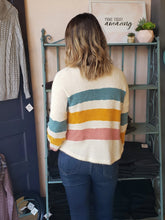 Load image into Gallery viewer, Brielle Stripe Sweater