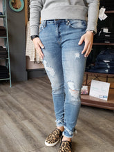 Load image into Gallery viewer, Adah Ankle Skinny Jeans