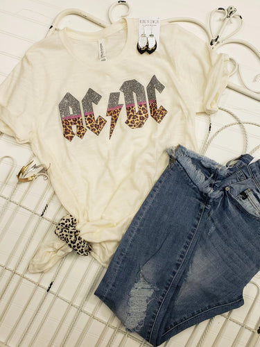 AC/DC Graphic Tee
