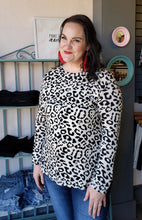 Load image into Gallery viewer, Chloe Cheetah Print Top