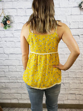 Load image into Gallery viewer, Lola Floral Tank Top