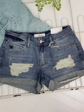 "Load image into Gallery viewer, ""Holland"" distressed KanCan Shorts"