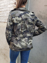 Load image into Gallery viewer, Trinity Camo Jacket