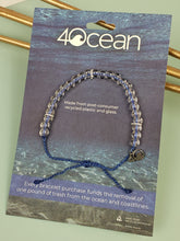 Load image into Gallery viewer, 4Ocean Bracelet: Signature Blue
