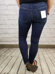 """Jumpman"" Flying Monkey Skinny Jeans"