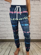Load image into Gallery viewer, Haven Tie Dye Joggers