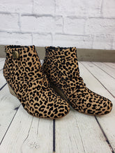 Load image into Gallery viewer, Blowfish Berkeley Bootie - Leopard