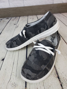 Gypsy Jazz Heather Sneaker - Camo