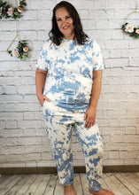 Load image into Gallery viewer, Diya Tie Dye Lounge Wear Set